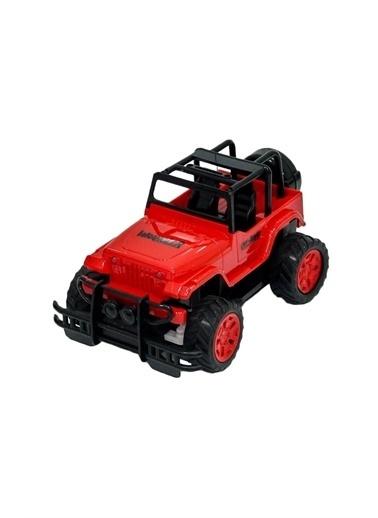 Karsan Uzaktan Kumandalı Usb Şarjlı Arazi Yarışçısı Jeep Sarı